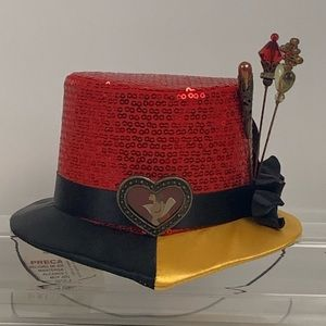 ♥️ Queen Of Hearts MINI Hat Theme Parks Exclusive